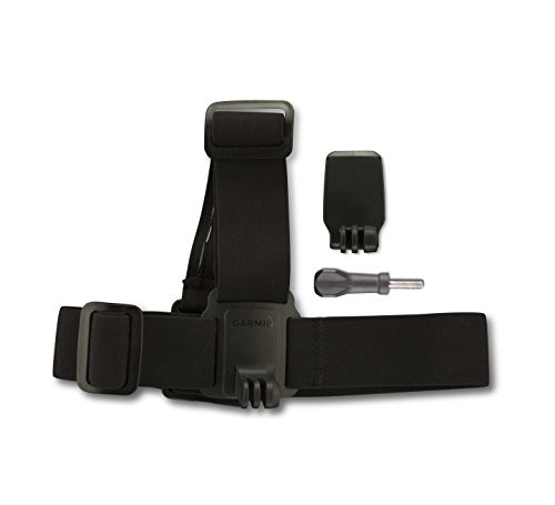 Garmin 010-12256-05 Head Strap Mount with Ready Clip for Virb x/XE