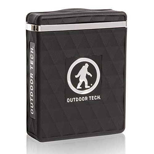 Portable Charger with USB C and Quick Charge 13,000mAh Waterproof Power Bank with Flashlight - The Kodiak Plus Ultra by Outdoor Tech (818389015603)