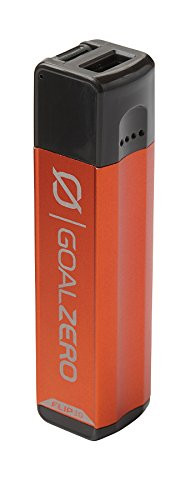 GOAL ZERO 21902 Brushfire Red Flip 10 Recharger