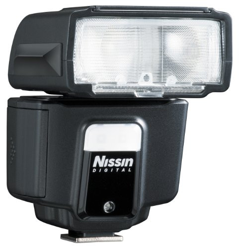 Nissin i40N Flash (Black) For Nikon