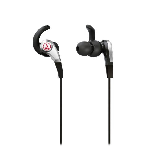 Audio Technica ATH-CKX5BK Sonic Fuel Headphones (Black)