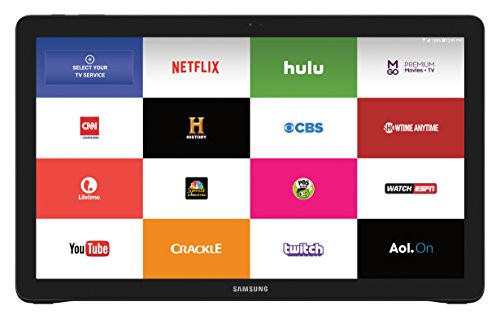 "Samsung Galaxy View 18.4"" 32 GB Tablet (Black)"