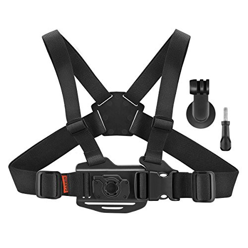 Garmin 010-12256-06 Chest Strap Mount for Virb x and xe