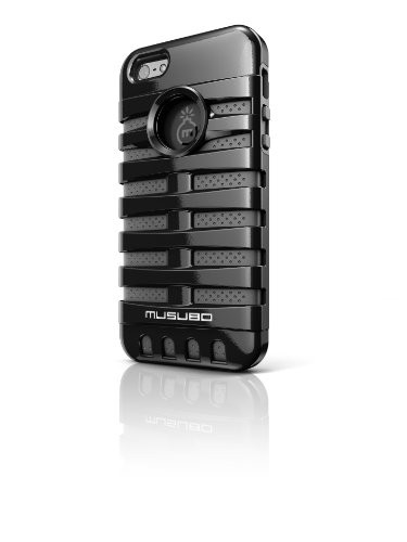 Musubo MU11019BK Retro Case for Apple iPhone 5 - Black