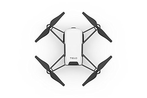 Tello Quadcopter Drone with HD camera and VR,powered by DJI technology (190021310568)