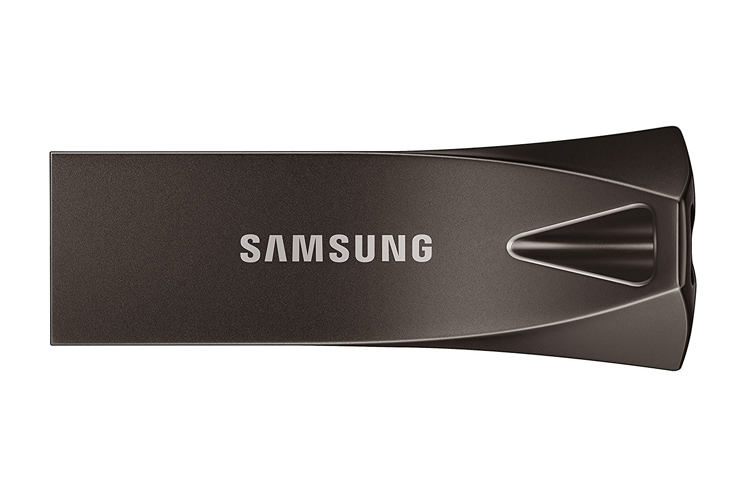 Samsung BAR Plus 64GB - 200MB/s USB 3.1 Flash Drive Titan Gray (MUF-64BE4/AM)