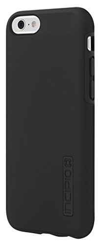 iPhone 6S Case, Incipio DualPro Case [Shock Absorbing] Cover fits both Apple iPhone 6, iPhone 6S - Black/Black