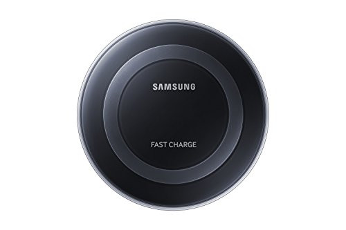 Samsung Fast Charge Qi Wireless Charging Pad for Galaxy Note 5, Galaxy S6 Edge Plus - US Version - Black