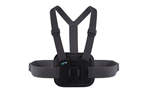 GoPro Camera AGCHM-001 Performance Chest Mount (GoPro Official Accessory), Black
