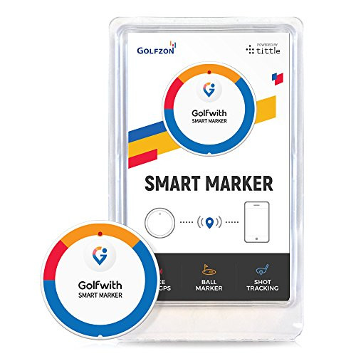 Golfwith Smart Marker White