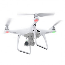 DJI CP.PT.000491 Professional Drone, Hobby RC Quadcopter & Multirotor, White