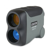 Carson Litewave 650 Yard Laser Rangefinder for Hunting, Golf, Engineering Surveys, Construction, Racing, Archery and More (RF-650)