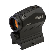 Sig Sauer Romeo 5 XDR Compact Red Dot Sight, 1X20 mm, 2 MOA Red Dot, 65 MOA Circle Dot, SOR52102