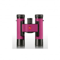 Leica 10x25 Ultravid Colorline Special Edition Binoculars (Cherry Pink)