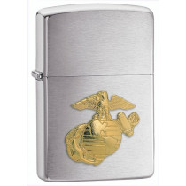 Zippo Marines Emblem Pocket Lighter