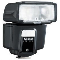 Nissin i40C Flash (Black) For Canon (ND40-C)