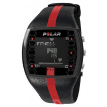 Polar - FT7 Unisex Heart Rate Monitor Black/Red, , 1 watch