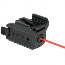 "Rail Mounted Laser (Red)Requires at least 1"" of rail space"