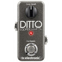 TC Electronic Guitar Ditto Looper Effects Pedal (5706622011350)