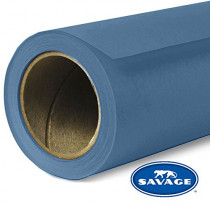 Savage Seamless Background Paper - #64 Blue Jean (53 in x 36 ft)