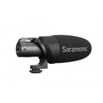 Saramonic CAMMIC+ On-Camera Microphone (4897040886741)