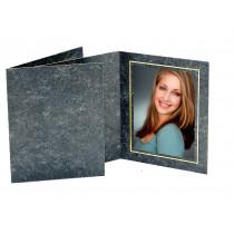 TAP Avanti Photo Folder Black Marble/Gold- (box of 100)