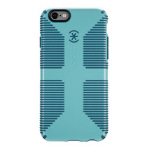 Speck Products CandyShell Grip Case for iPhone 6/6S - River Blue/Tahoe Blue