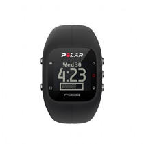 Polar A300 Fitness and Activity Tracker without Heart Rate Monitor, Black