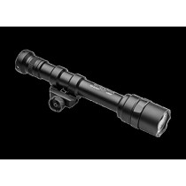 SureFire M600AA-DSS Scout Light, 200 Lumens, AA Lithium Batteries, Tailcap Switch Only, Black