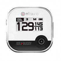 GolfBuddy Aim V10 Talking Golf GPS Chrome (854791007201)