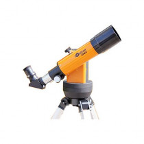 iOptron Solar 60 60mm f/6 Achro Refractor GoTo GPS Telescope with Eyepiece Imager
