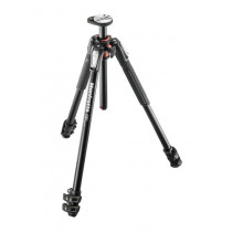 Manfrotto MT190XPRO3 3 Section Aluminum Tripod Legs with Q90 Column (Black)