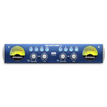 PreSonus BlueTube DP V2 2-channel Mic/Instrument Tube Preamp  673454001727