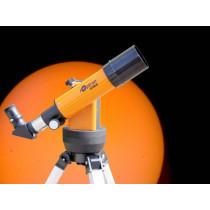 iOptron 8507 Solar 60 Computerized Telescope System (Orange and Black)