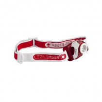 LED Lenser SEO 5 Red Headlamp