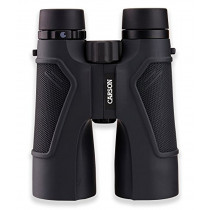 Carson 3D Series High Definition Binoculars with ED Glass, Black, 10 x 50mm