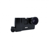 ALM mCAMLITE Stabilizer Mount with Video Lens & Mic for iPhone 5/5S/SE (Black) (012164)