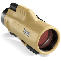 Bushnell Legend Ultra HD Monocular with Mil-Hash Reticle, 10 x 42-mm, Tan (029757191151)