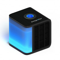 Evapolar evaLIGHT Personal Evaporative Air Cooler and Humidifier/Portable Air Conditioner, Black (5292882000055)