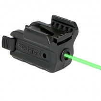 "Rail Mounted Laser (Green)Requires at least 1"" of rail space (798816543216)"