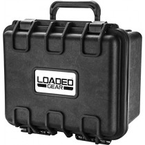 Barska Loaded Gear HD-150 Hard Case, Black