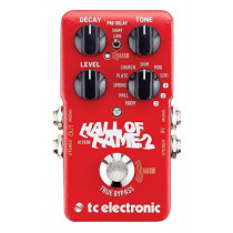 TC Electronic Hall of Fame 2 Reverb Effects Pedal  (5706622023582)