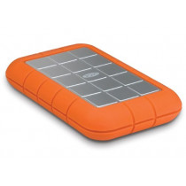 LaCie Rugged Hard Disk Triple 500 GB 7200 rpm USB 3.0 Firewire 800 (2x) Porta...