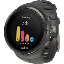 Suunto Spartan Ultra Titanium Sport Watch with Smart Sensor Heart Rate Monitor (Stealth)