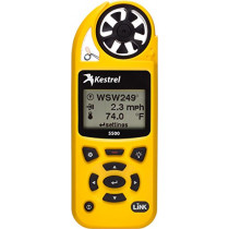 Kestrel 5500 Weather Meter with LiNK + Vane Mount