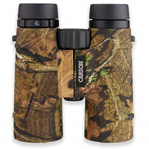 Carson 3D Series High Definition Binoculars with ED Glass, Mossy Oak, 10x 42mm