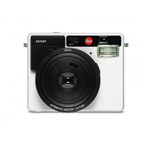 Leica Sofort Instant Film Camera (White)
