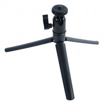 ZUMA Folding ABS Tripod Base/Handle w/Metal Ball Head