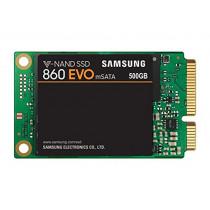 Samsung 860 EVO 500GB mSATA Internal SSD (MZ-M6E500BW)