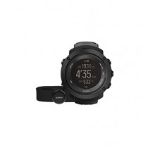 Suunto Ambit 3 Vertical HR Heart Rate Monitors Sports Designer Watches - Black, One Size